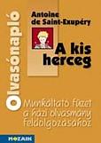 Olvasónapló - A. de Saint Exupery: A kis herceg