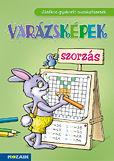 Varázsképek - Játékos szorzásgyakorló 2-4.o.
