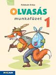 Sokszínű anyanyelv - OLVASÁS munkafüzet 1.o.