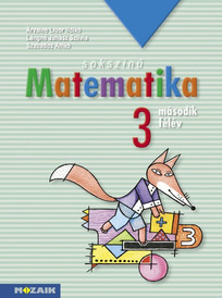 Sokszínű matematika - Munkatankönyv 3.o. II. félév