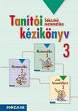Tanítói kézikönyv - Matematika 3.o.