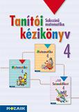 Tanítói kézikönyv - Matematika 4.o.
