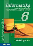 Informatika tankönyv 6.o.