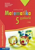 Sokszínű matematika- Kompetenciafejl. mf. 5.o. I.