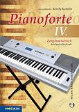 Pianoforte IV. - Zongorakísérletek Középiskola