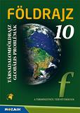 Földrajz 10. - Társadalomföldrajz tankönyv