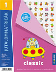 Jutalommatricák 1.- Classic (5x128 db)