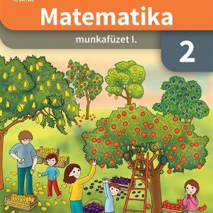 Matematika munkafüzet 2. osztályosoknak I. kötet