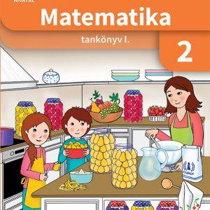 Matematika tankönyv 2. osztályosoknak I. kötet