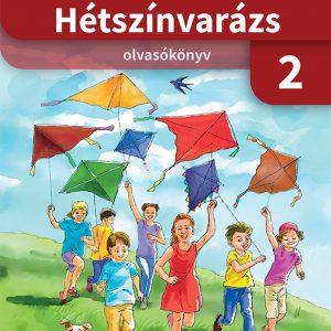Hétszínvarázs olvasókönyv 2.