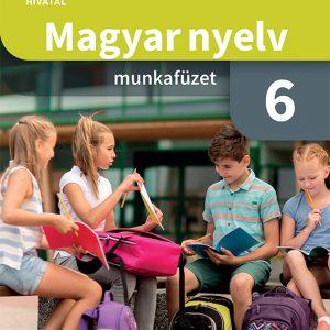 Magyar nyelv Munkafüzet 6.