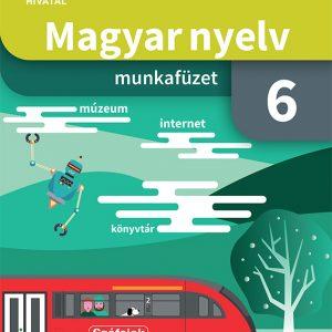 Magyar nyelv Munkafüzet a 6. évfolyam számára
