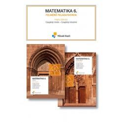 Matematika 6. felmérő feladatsorok