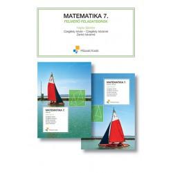 Matematika 7. felmérő feladatsorok