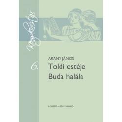 Toldi estéje - Buda halála