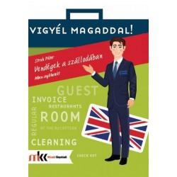 vendégek a szállodában angol nyelven