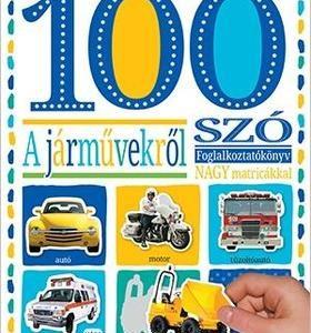 100 szó a járművekről