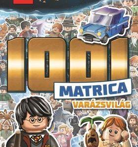 1001 matrica - LEGO Harry Potter Varázsvilág
