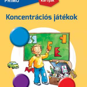 LOGICO Primo 3228a-Koncentrációs játékok