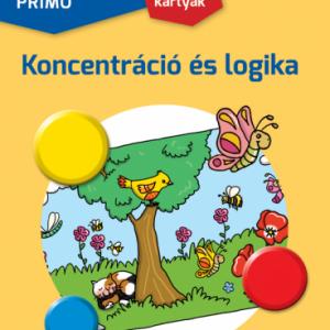 LOGICO Primo 1240- Koncentráció és logika
