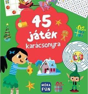 45 játék karácsonyra
