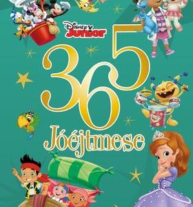 365 Jóéjtmese - Disney Junior