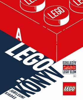 A LEGO KÖNYV - Jubileumi kiadás