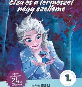 Elza és a természet négy szelleme - Disney Suli