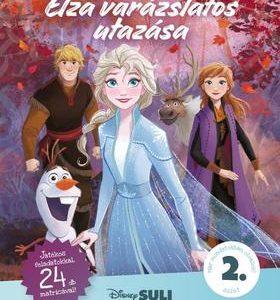 Elza varázslatos utazása - Disney Suli