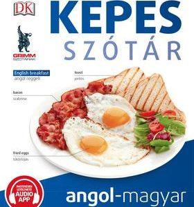 Képes szótár angol - magyar
