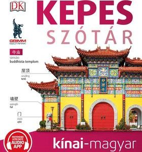 Képes szótár kínai - magyar