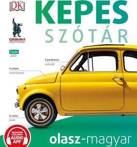 Képes szótár olasz - magyar