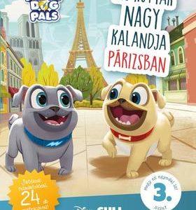 Kis kutyák nagy kalandja Párizsban - Disney Suli