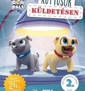 Kutyusok küldetésen - Disney Suli