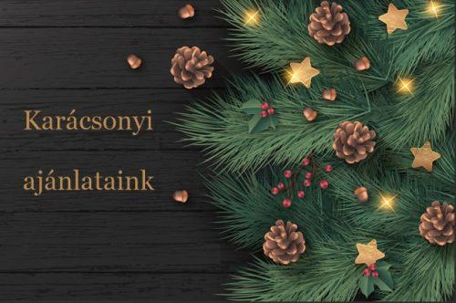 Karácsonyi ajánlataink