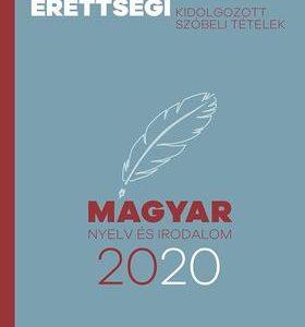 Emelt szintű érettségi - Magyar nyelv és irodalom 2020