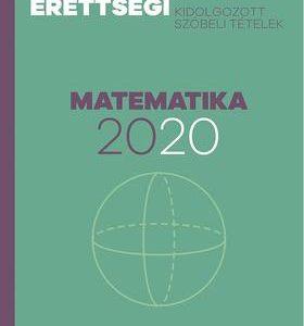 Emelt szintű érettségi - Matematika 2020