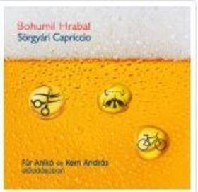 Sörgyári capriccio - Hangoskönyv