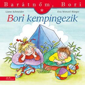 Bori kempingezik - Barátnőm, Bori