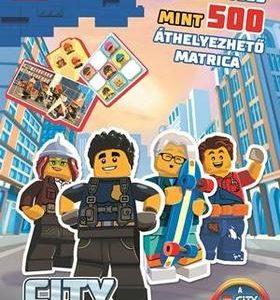 City kalandok - Lego City