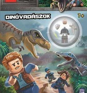 Dinóvadászok - Lego Jurassic World