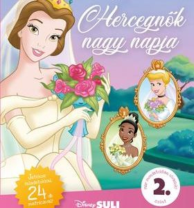 Hercegnők nagy napja - Disney Suli