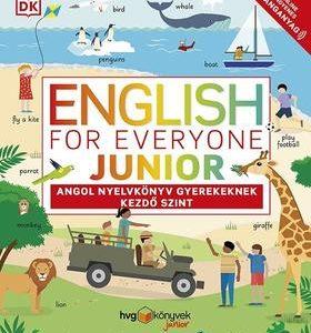 English for everyone junior - Angol nyelvkönyv gyerekeknek kezdő szint