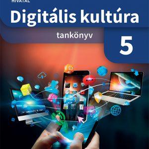 Digitális kultúra 5. Tankönyv