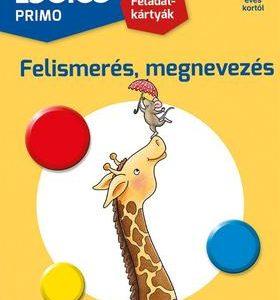 Felismerés, megnevezés - LOGICO PRIMO 1243