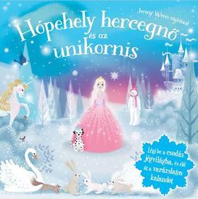 Hópehely hercegnő és az unikornis