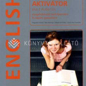 Longman érettségi aktivátor - angol nyelv + audio CD