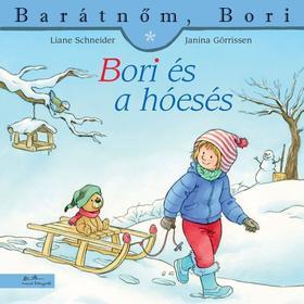 Bori és a hóesés - Barátnőm, Bori