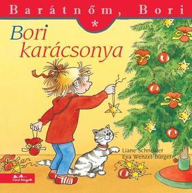 Bori karácsonya - Barátnőm, Bori