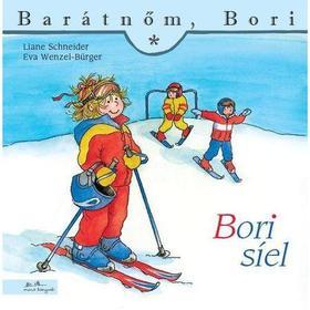 Bori síel - Barátnőm, Bori